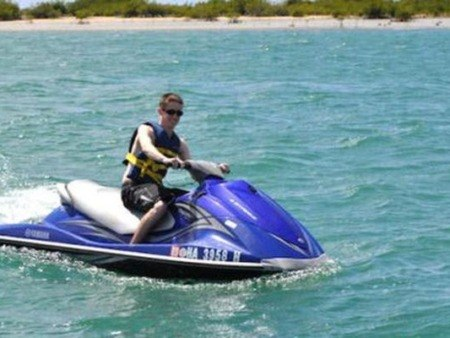 Jet Skiing Adventure