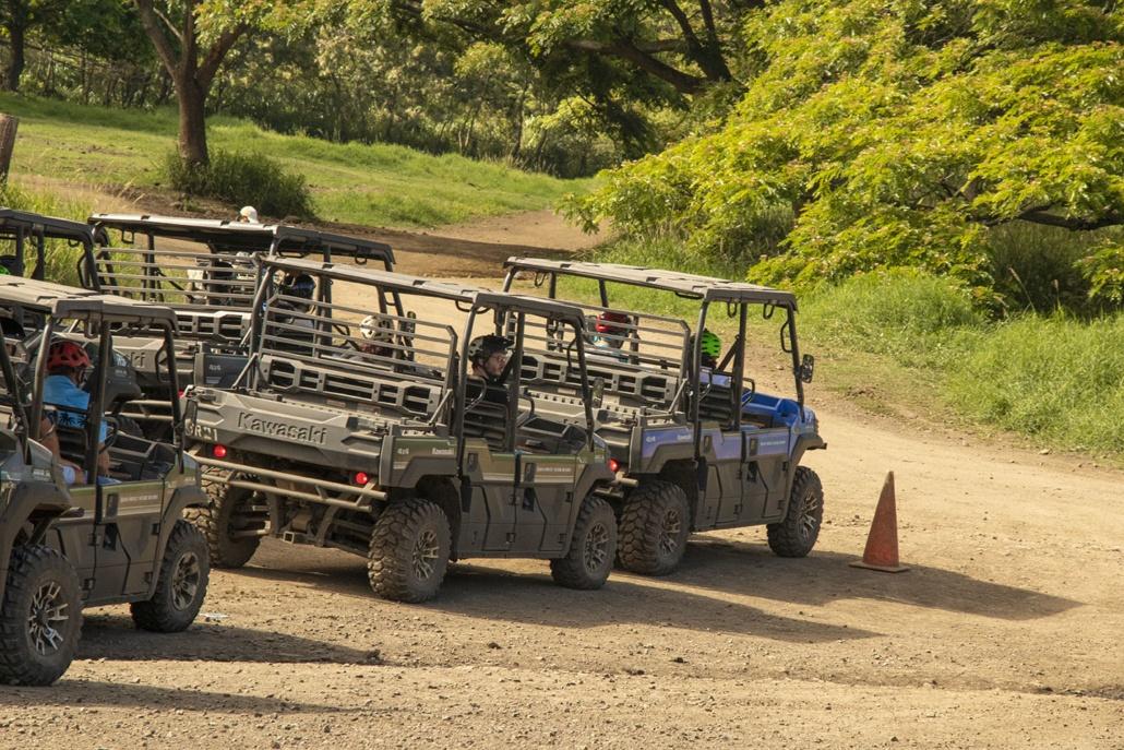Kualoa Ranch UTV