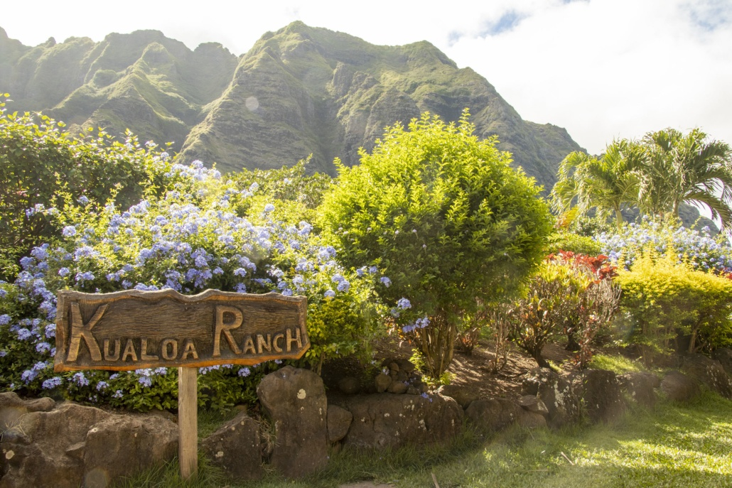 Kualoa Ranch Garden