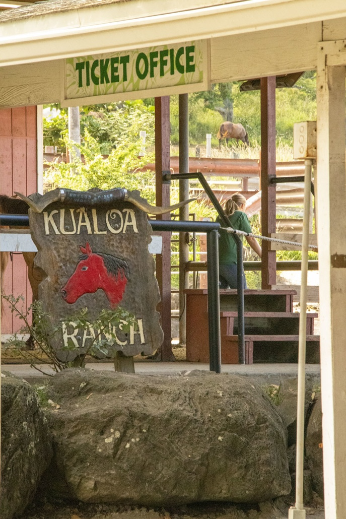 Kualoa Ranch Ticket Office