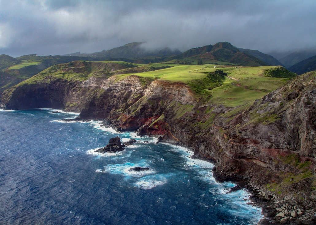 north shore west maui and molokai helicopter tour