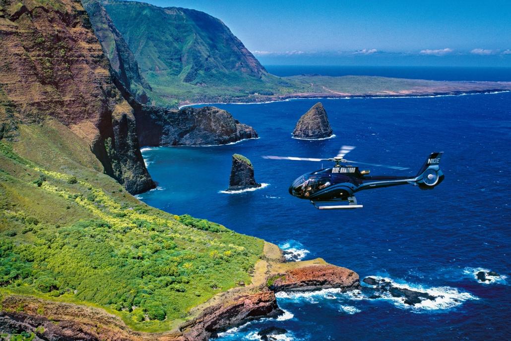 West Maui And Molokai Helicopter Hero