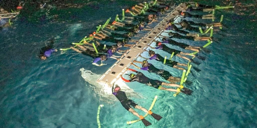 Fairwinds Manta Ray Night Dive Kona Big Island