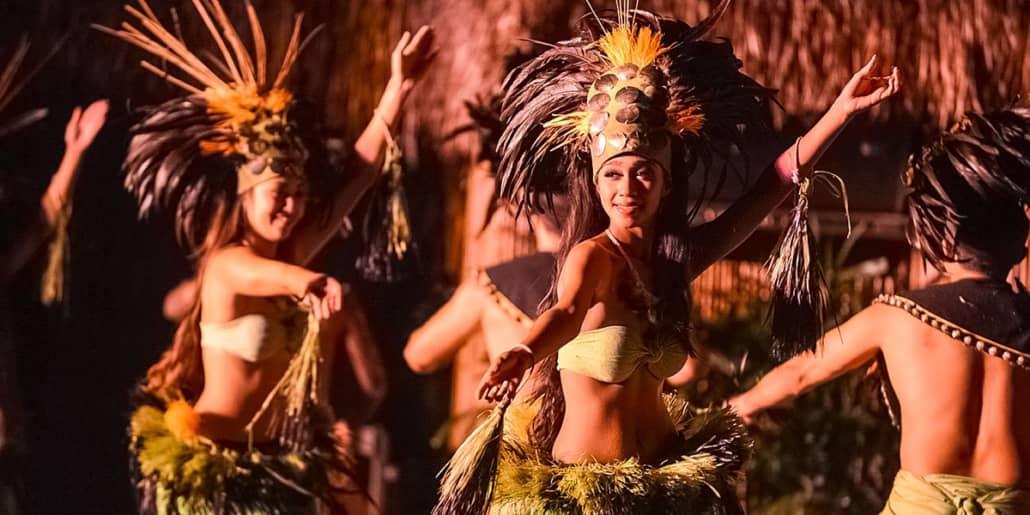 Royal Lahaina Luau Dancers Maui