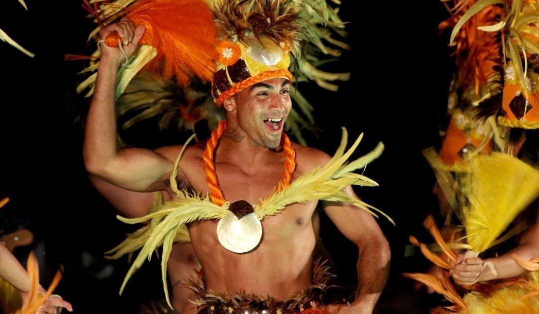 Ka Moana Luau Tahiti Dancer