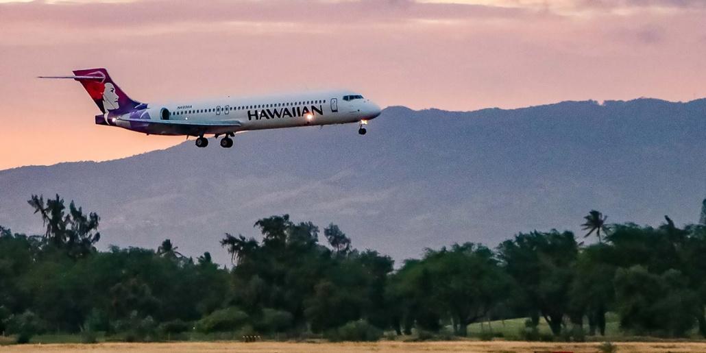 Hawaii Flights Interisland