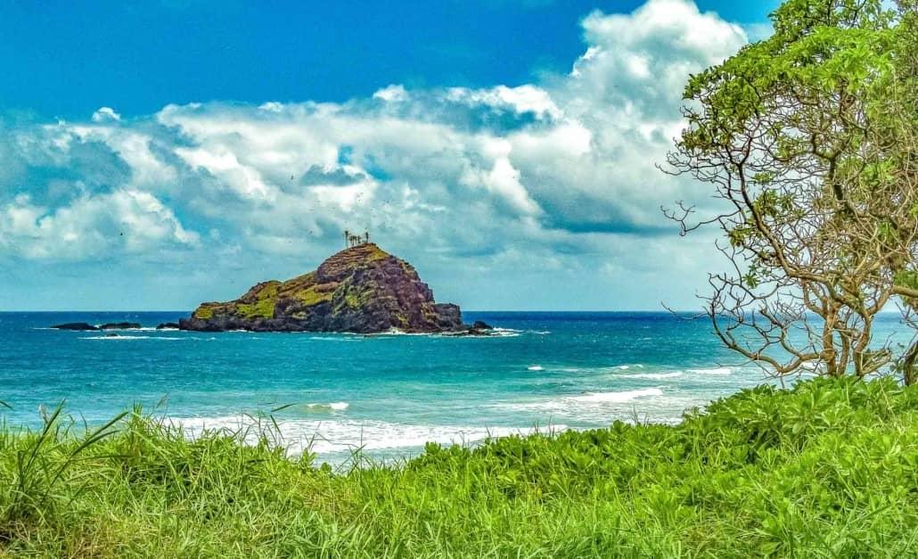 Alau Island Road to Hana Maui