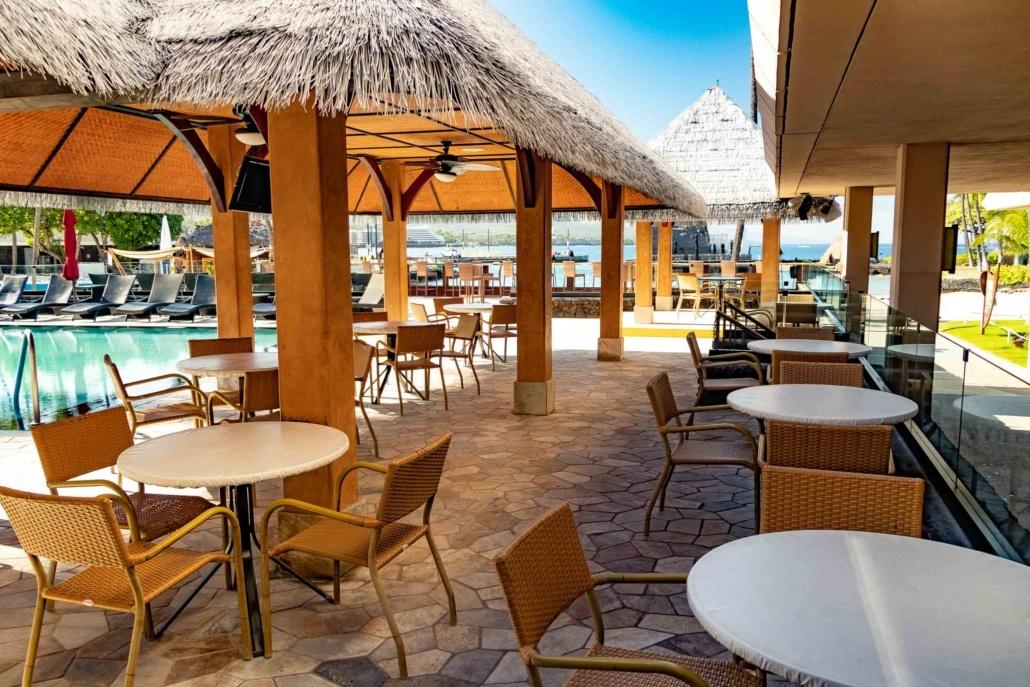 Kamehameha Hotel Pool Kona Big Island