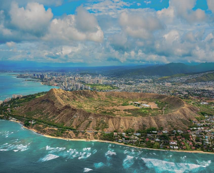Oahu complete Helicopter tour