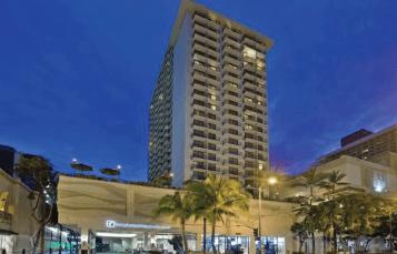Oahu Waikiki Beachcomber Hotel