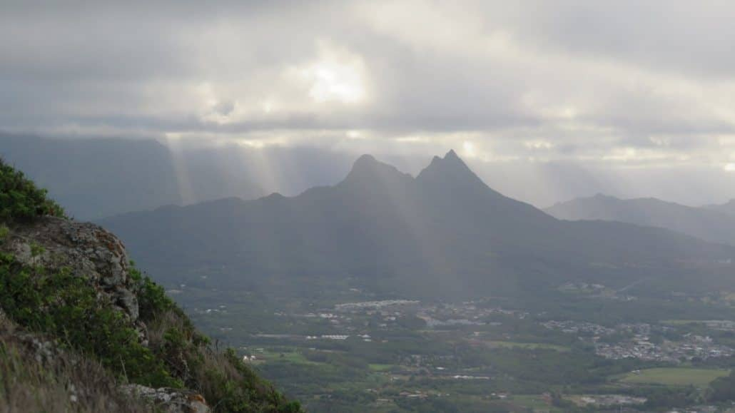 East Oahu Mountain