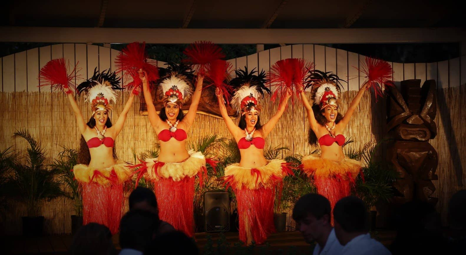 farm to table tahitian dancers