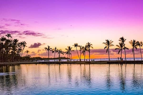 Kona Sunset Hilo