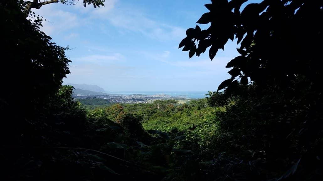 ko'olau waterfall hike views