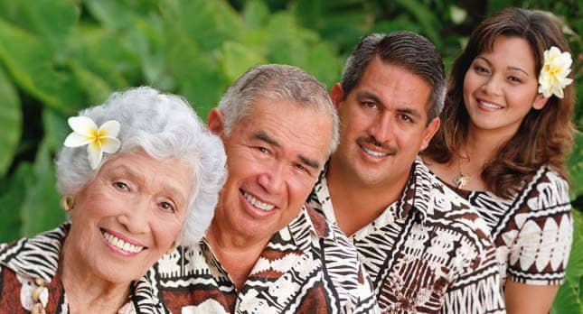 smith family luau