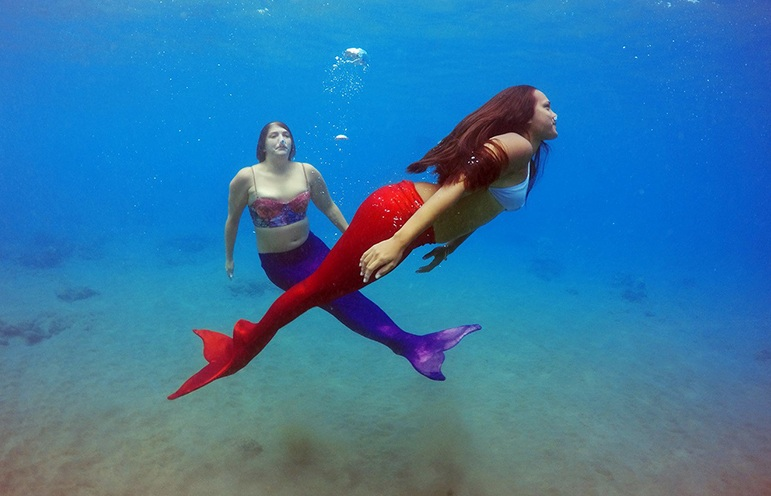 mermaid lessons