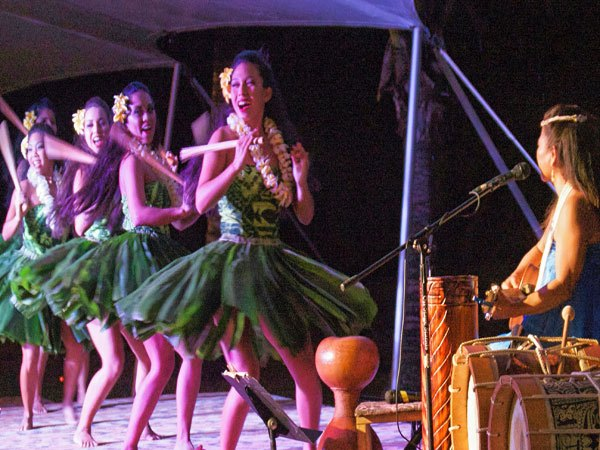 Luau Makaiwa Performance