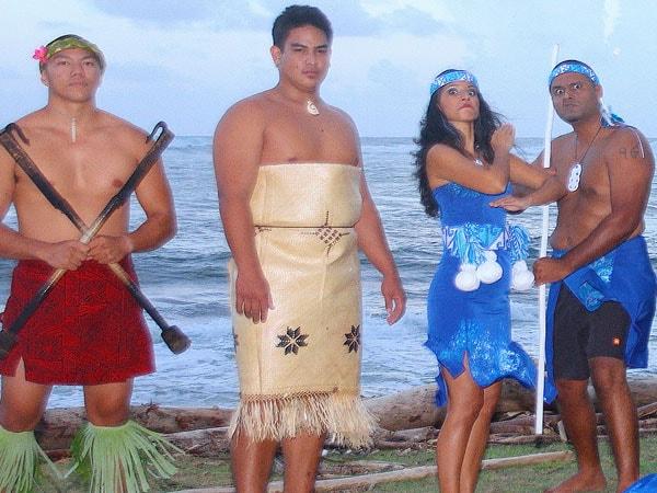 Luau Makaiwa Performers