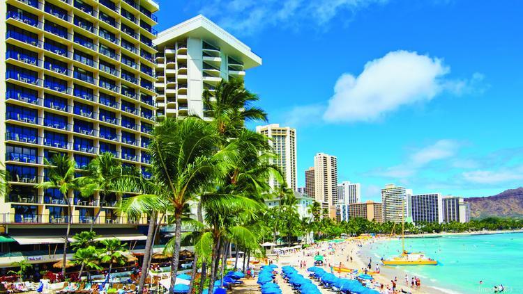 Outrigger Waikiki Resort