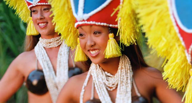 Performer Smiths Luau Wahine