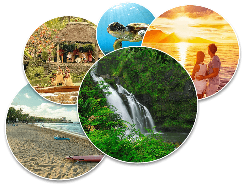 Hawaii Vacation activities