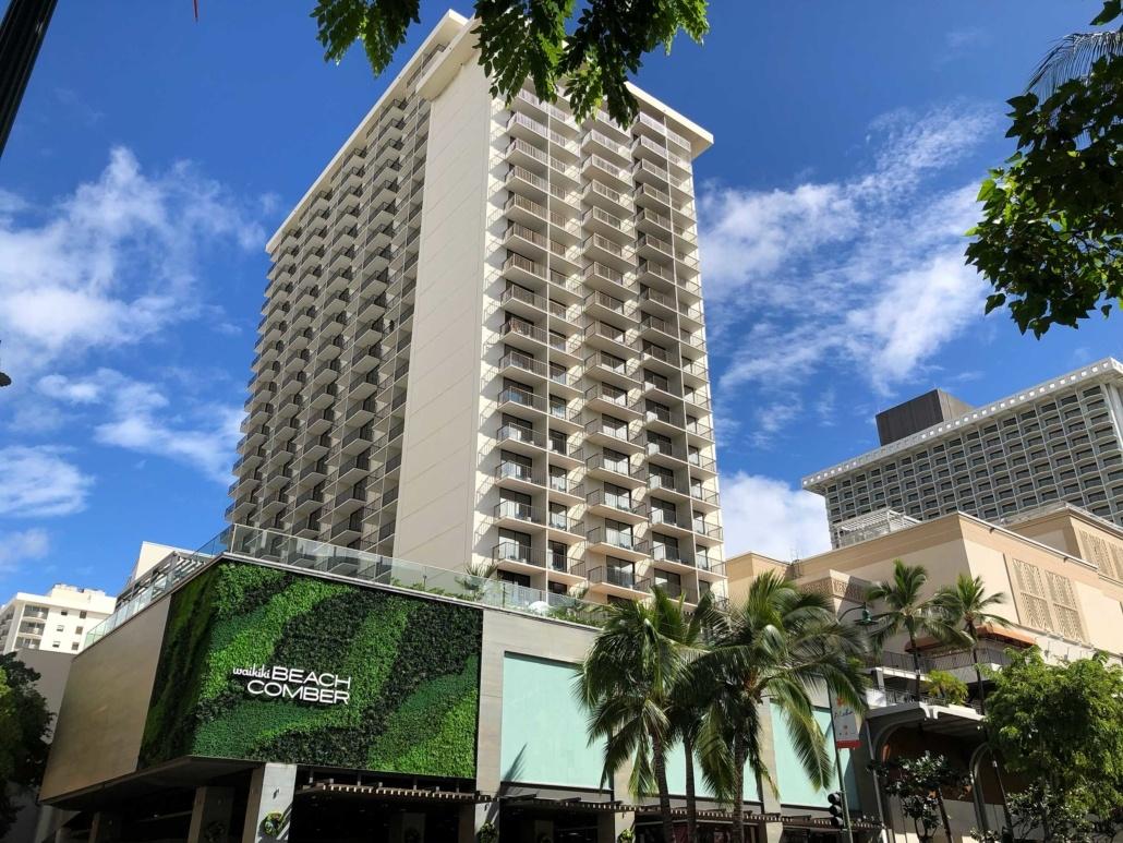 Waikiki Beachcomber Hotel