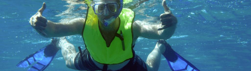 Ocean Joy Snorkeler