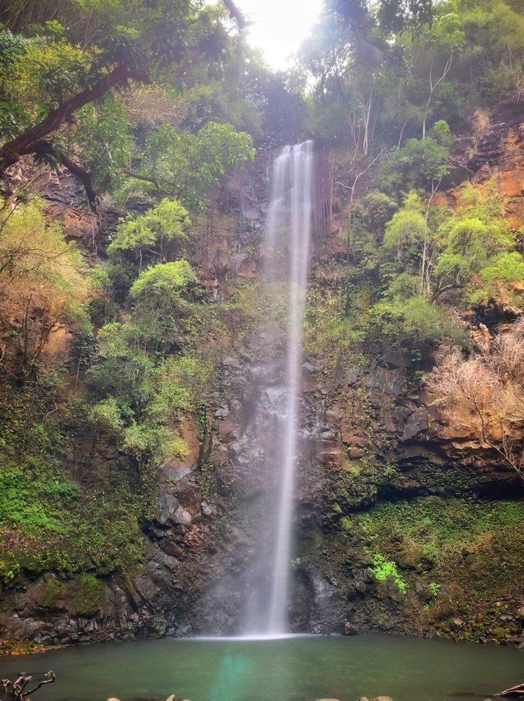 Waterfalls Rainbow Kayak Tours