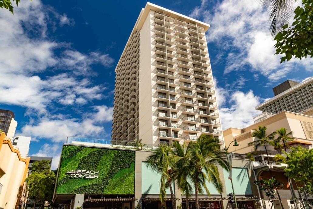 Beach Comber Waikiki Hotel