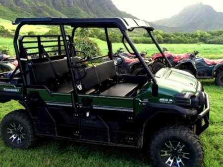 Drive Your Very Own Hawaii
