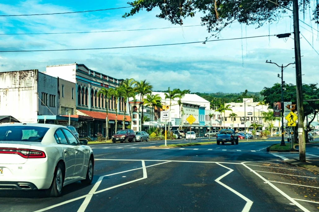 Hilo Town Stores Big Island