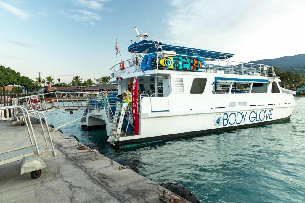 Body Glove Boat Kona Pier