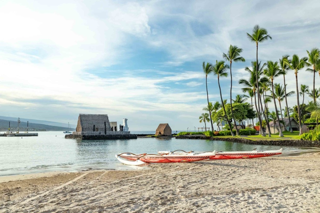Kamehameha Hotel Beach