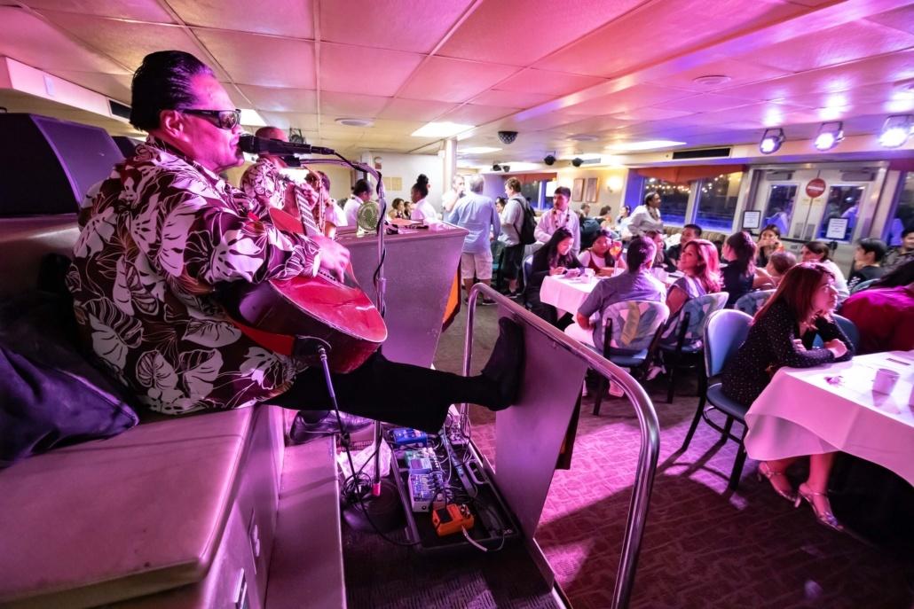 Star Of Honolulu Boat Dining Room Entertainment Oahu