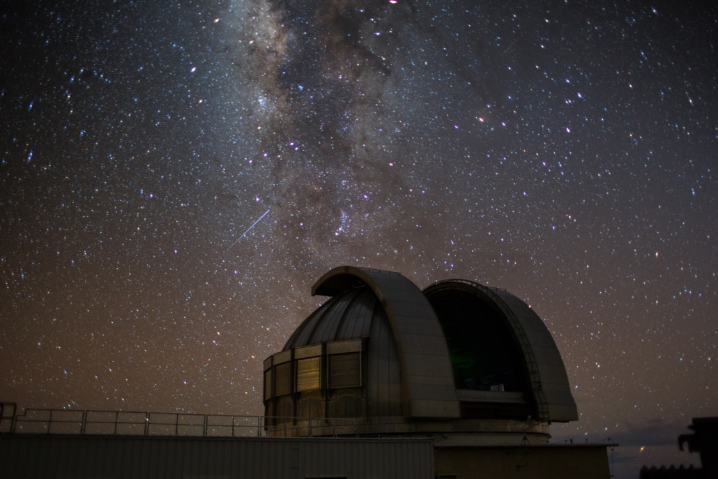 Stargazing On Mauna Kea