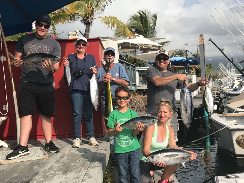Bite Me Sprotfishing Kona Skipjack Tuna Fish