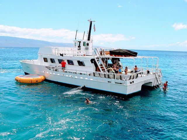Lanai Snorkel Trip
