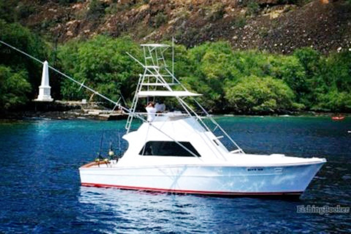 Mid Sized Boats of Bite Me Kona Sportfishing