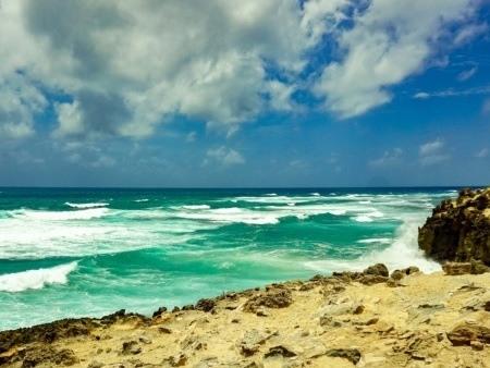 South Coastal Shore and Ocean Kauai