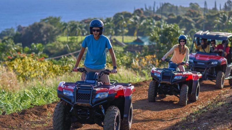 Umauma Big Island ATV Experience