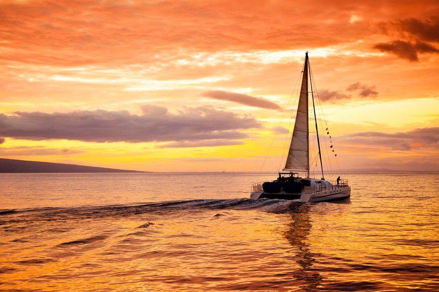 Trilogy Maui Sunset Cruise