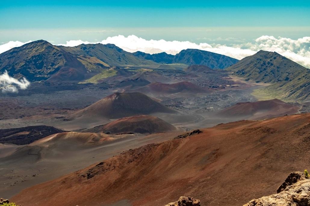Haleakalā Crater Maui