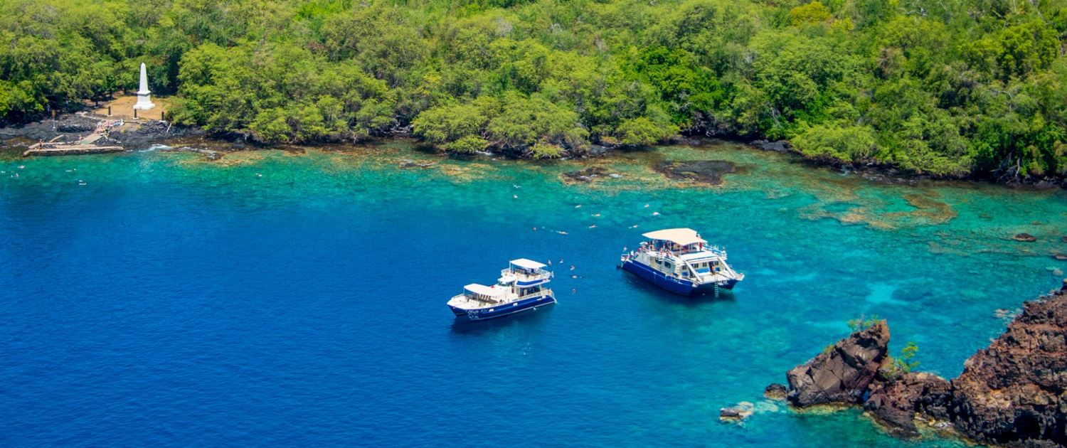 Snorkeling Boats and Cruises at Fair Wind