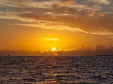 Holo Holo Charters Kauai Leila Napali Sunset