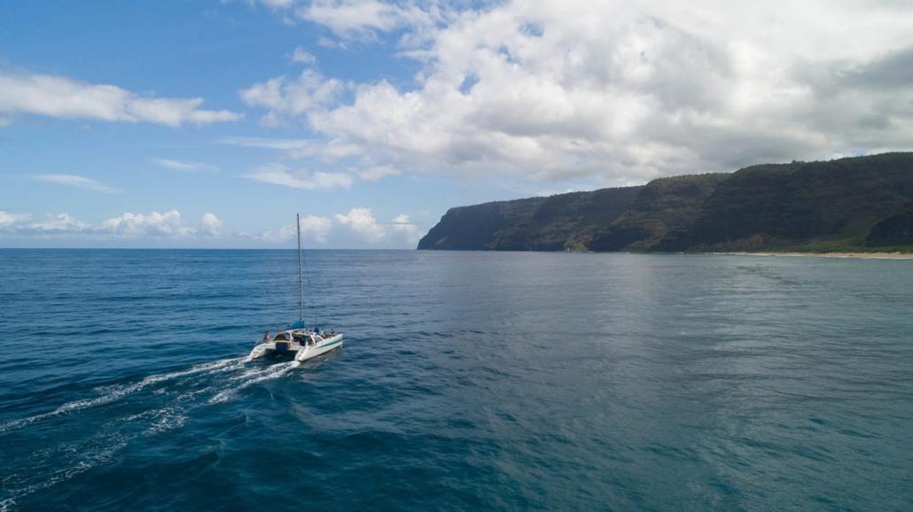 Holo Holo Charters Kauai Napali Sailing Trip
