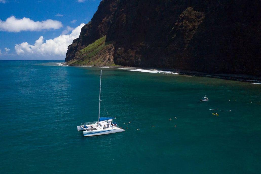 Holo Holo Charters Kauai Napali Snorkel Tour