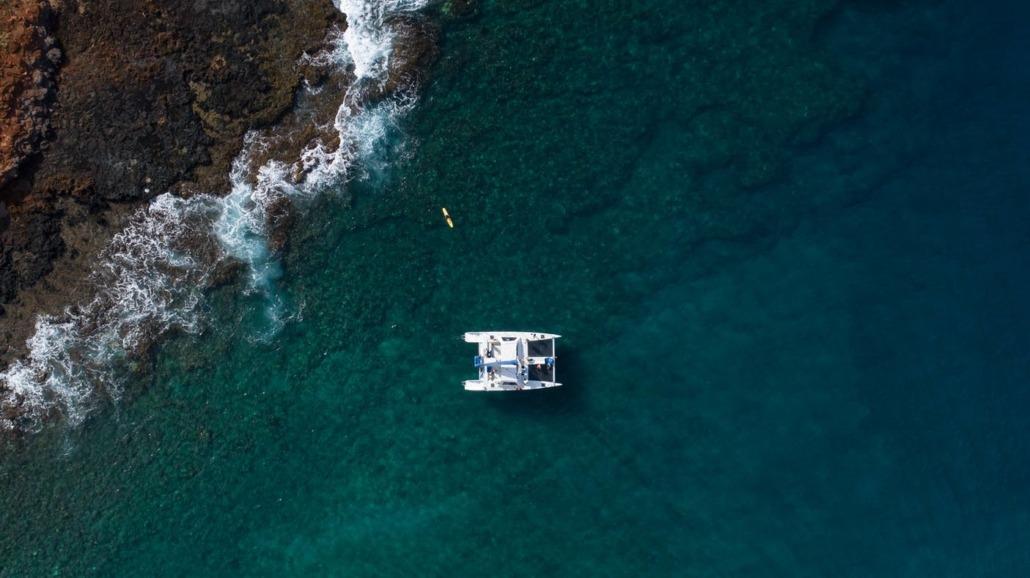 Holo Holo Charters Kauai Snorkeling Locations