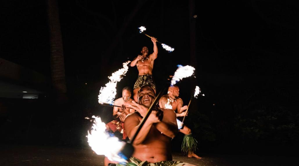 Luau Show Westin Maui Luau