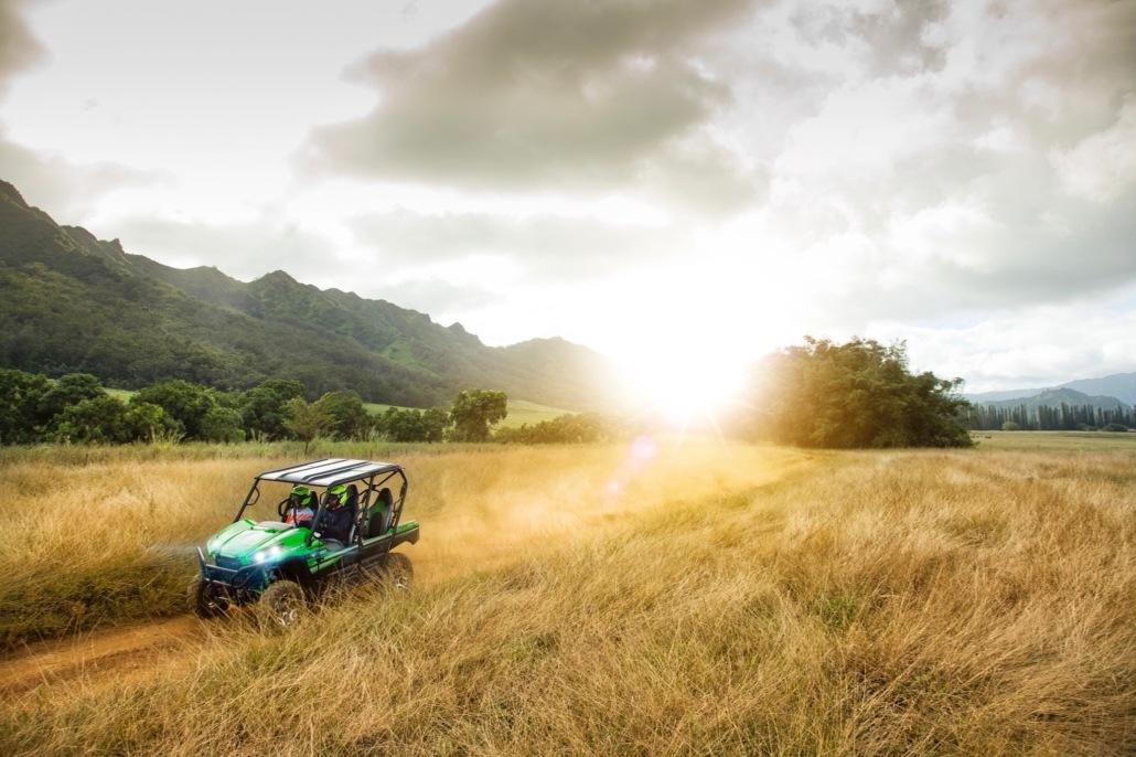 Sunset at Kipu Ranch Kauai Tours Kipu Tours Kauai