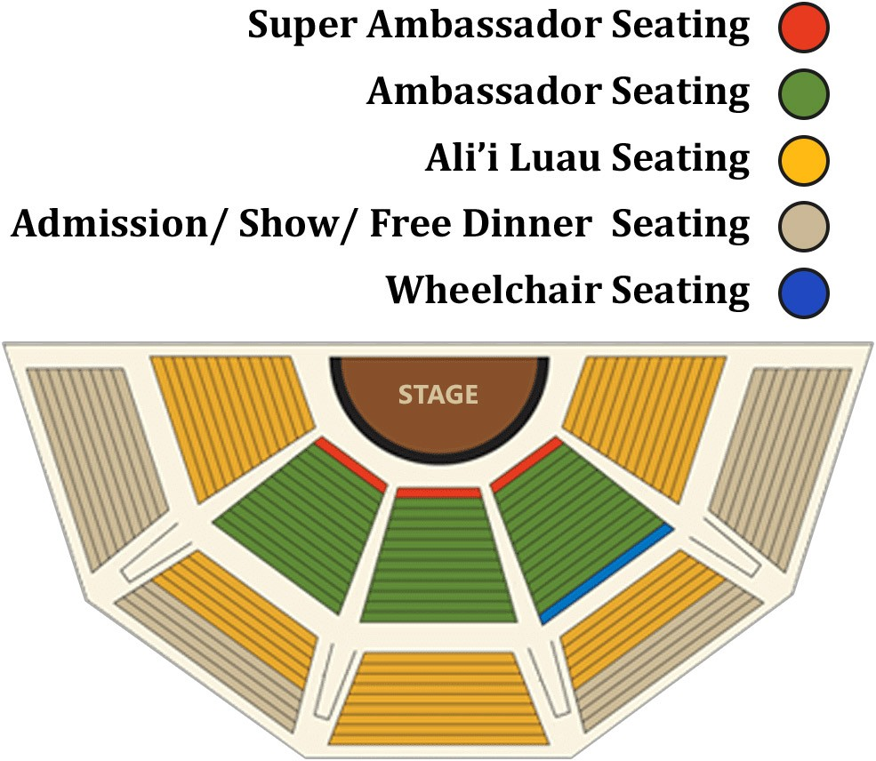 PCC Seating Chart